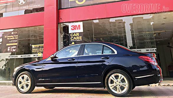Mercedes-Benz C-Class petrol