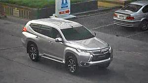 Spied: Images of the India-bound 2016 Mitsubishi Pajero Sport