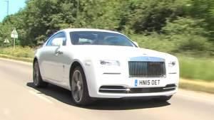 Rolls Royce Wraith - First Drive Review (United Kingdom) - YouTube - Video