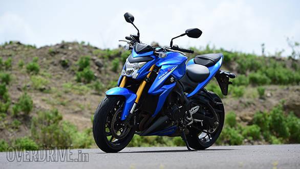 Suzuki GSX-S1000 (1)