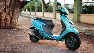 TVS Scooty Zest 110 long term review: After 8 months and 1,540km