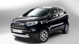 India-bound 2016 Ford EcoSport facelift unveiled