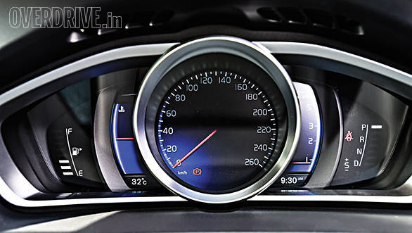 Volvo V40 diesel (6)
