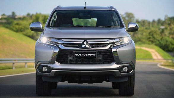 2016-Mitsubishi-Pajero-Sport-front-unveiled--900x601