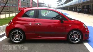 Fiat Abarth 595 Competizione launched in India at Rs 29.85 lakh