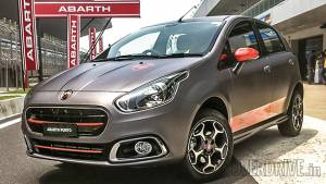 Fiat to launch the Punto Evo Abarth in India on October 19