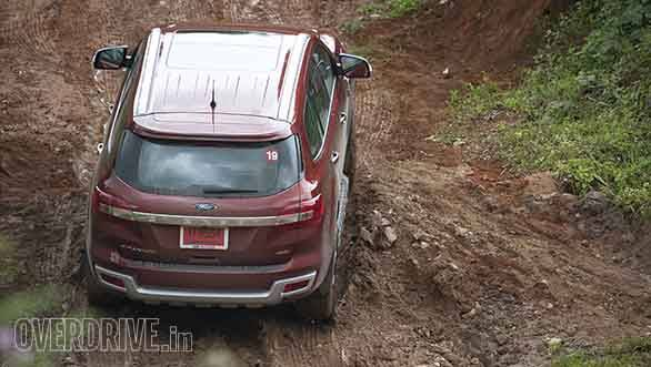 Ford Everest drive 006