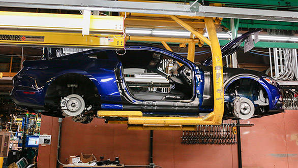 Almost 2,000 Ford Mustang orders taken in the UK