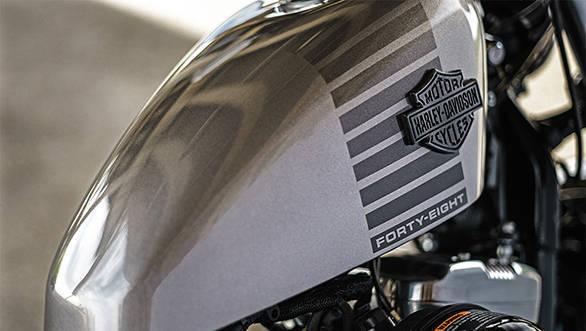 Harley Davidson Forty-Eight (4)