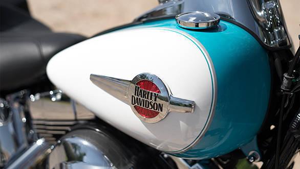 Harley Davidson Heritage Softail Classic (5)