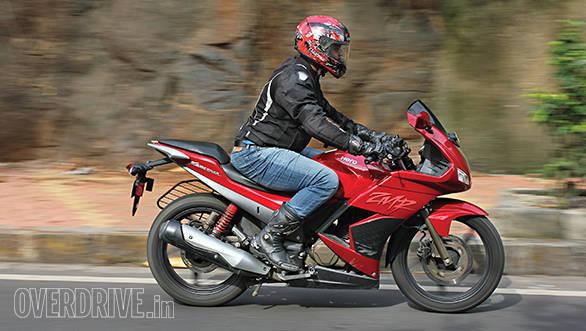 Hero Karizma ZMR Just Ride No Rules