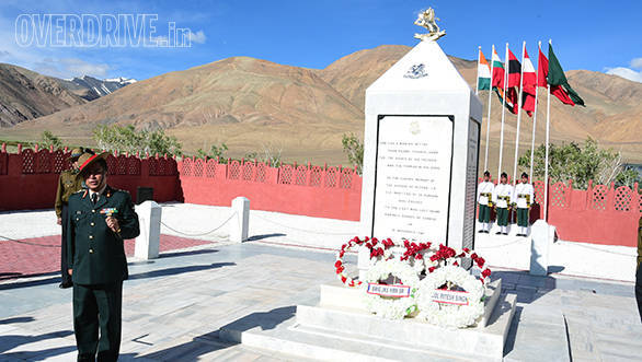 Legend says that in the Indi-Sino battle in 1962, around 1700 Chinese soldiers were killed as against 112 Indians