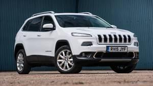 Jeep Cherokee gets a 2.2l Multijet diesel engine in UK