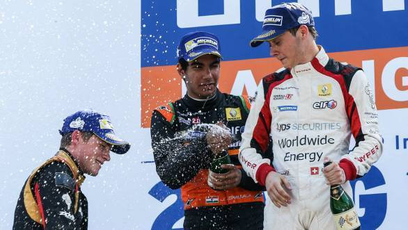 His results were enough to secure him the Rookie of the Race trophy at Assen