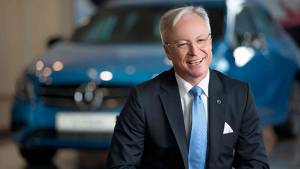 Mercedes-Benz India appoints Roland Folger as its new MD and CEO