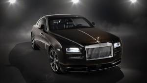 Rolls-Royce introduces Wraith 'Inspired by Music' edition in India