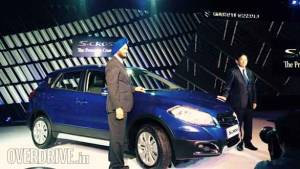 Maruti Suzuki S-Cross launched in India at Rs 8.34 lakh