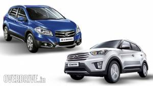 Price comparison: Hyundai Creta vs Maruti Suzuki S-Cross