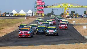 Karminder Singh heads VW Vento Cup championship after Round 1