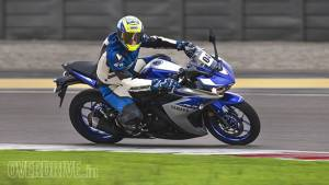 2015 Yamaha YZF-R3 first ride review (India)