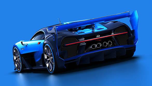Bugatti Vision Gran Tourismo 1