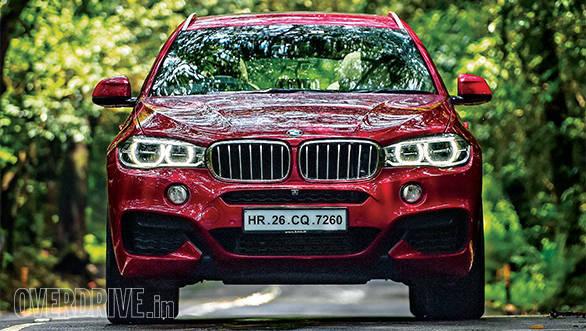 2015 BMW X6 M Sport (12)