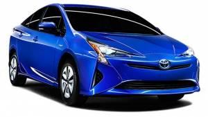 2015 Frankfurt Motor Show: Toyota showcases 2016 Prius