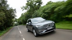 2016 Volvo XC90 road test review (India)