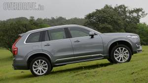 2016 Detroit Motor Show: Volvo XC90 is North American Truck of the Year