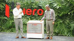 Hero MotoCorp opens first plant outside India in Colombia
