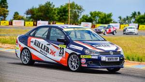 2015 Volkswagen Vento Cup: Karminder Singh continues to lead championship after Round 2