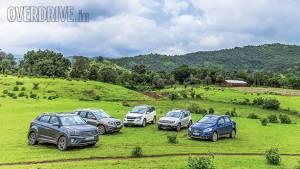 Comparo: Hyundai Creta vs Maruti Suzuki S-Cross vs Mahindra XUV500 vs Nissan Terrano vs Renault Duster