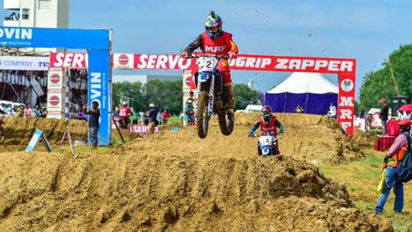 MRF Supercross (1)