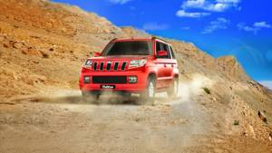 Mahindra launches the TUV300 SUV in India at Rs 6.9 lakh