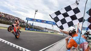 MotoGP 2015: Marquez wins at Misano