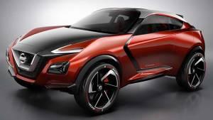 2015 Frankfurt Motor Show: Nissan unveils Gripz Concept