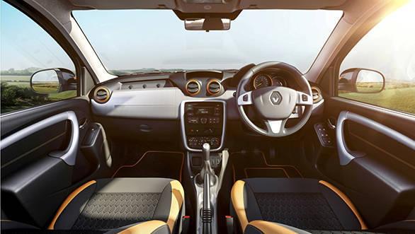 Renault Duster Explore - Dash Board