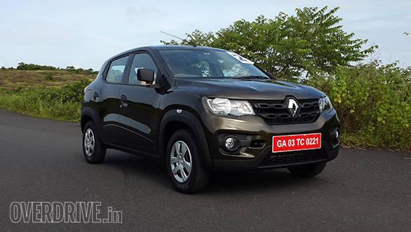 Renault Kwid 12