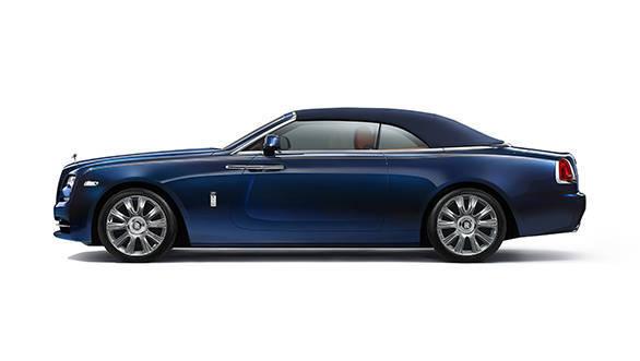Rolls-Royce Dawn (10)