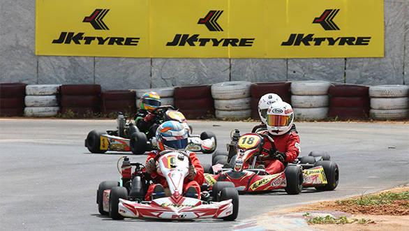 JK Karting