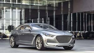 2015 Frankfurt Motor Show: Hyundai premieres the Vision G concept