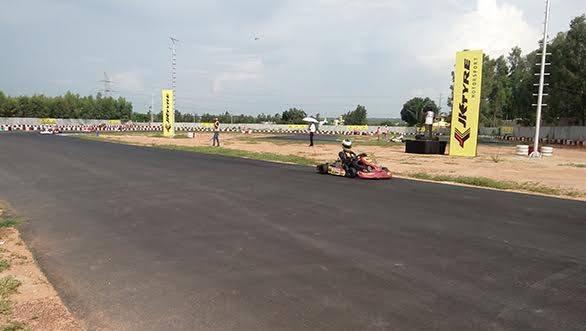 2015 JK Tyre FMSCI National Rotax Max Karting Championship 6