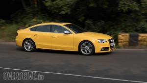 2015 Audi S5 Sportback first drive review (India)