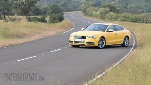 Image gallery: 2015 Audi S5 Sportback
