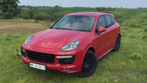 2016 Porsche Cayenne GTS road test review