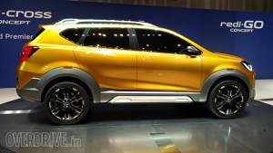 Image gallery: India-bound Datsun Go-Cross at the 2015 Tokyo Motor Show