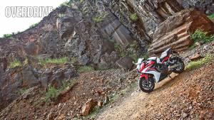 2015 Honda CBR650F road test review (India)