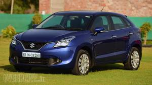 Maruti Suzuki Baleno walkaround video