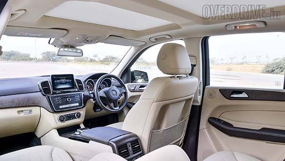 Mercedes-Benz GLE-Class 350d (2)