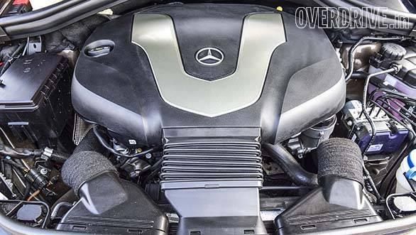 Mercedes-Benz GLE-Class 350d (3)